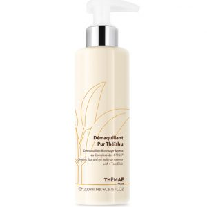 Organic Face and Eye Make Up Remover